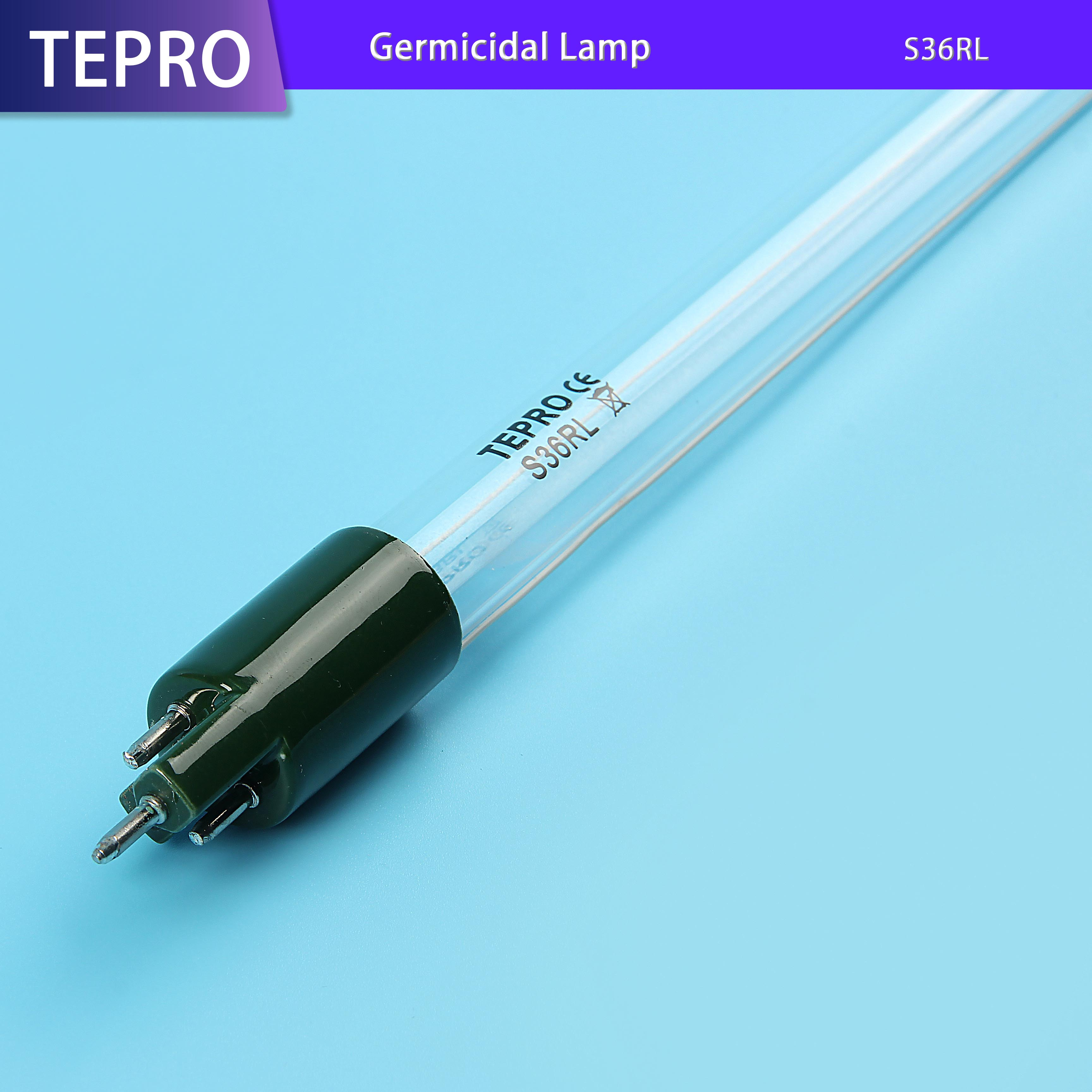 product-bactericidal portable uv lamp amalgam supplier for fish tank-Tepro-img