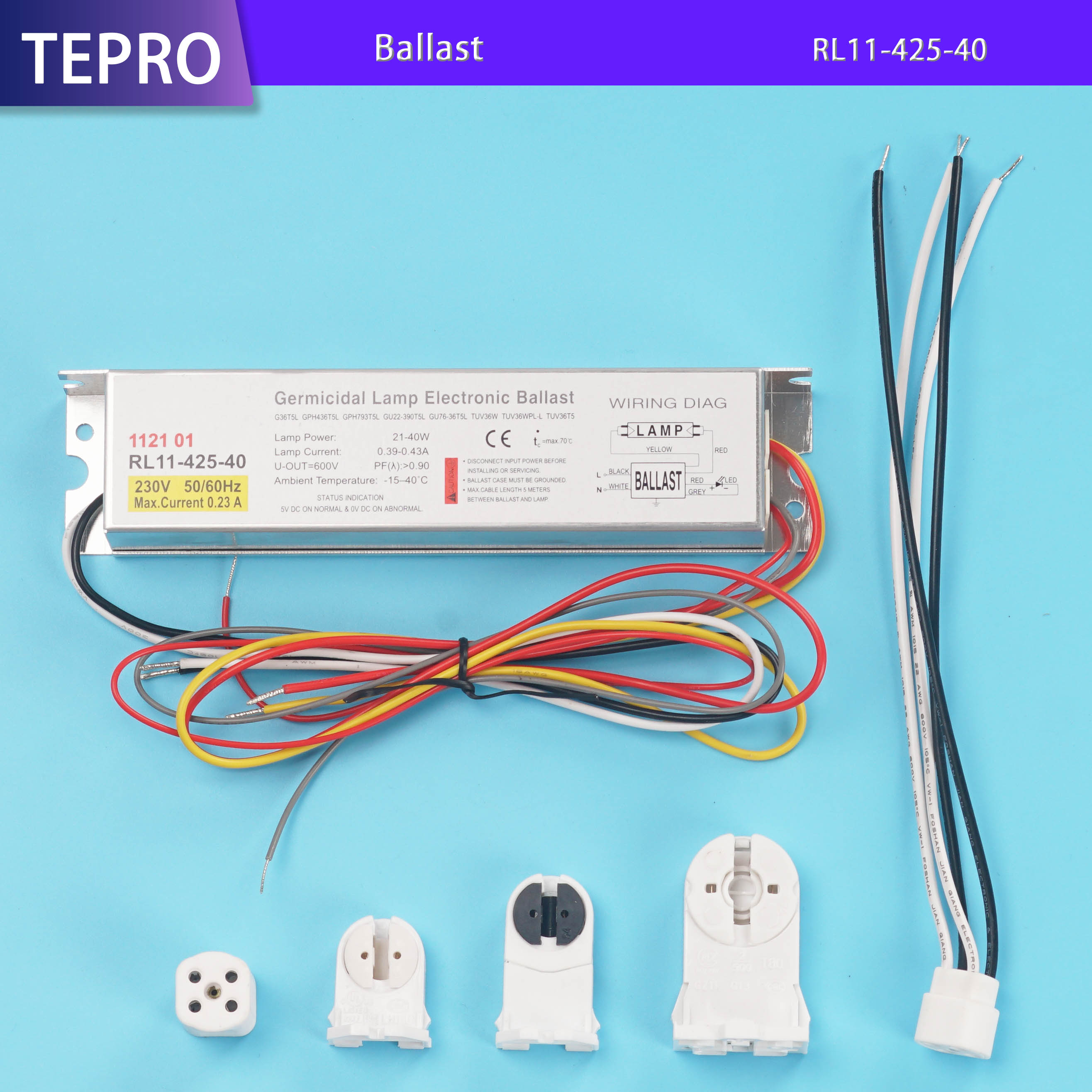 application-Tepro 8gpm uv light water purifier customized for aquarium-Tepro-img