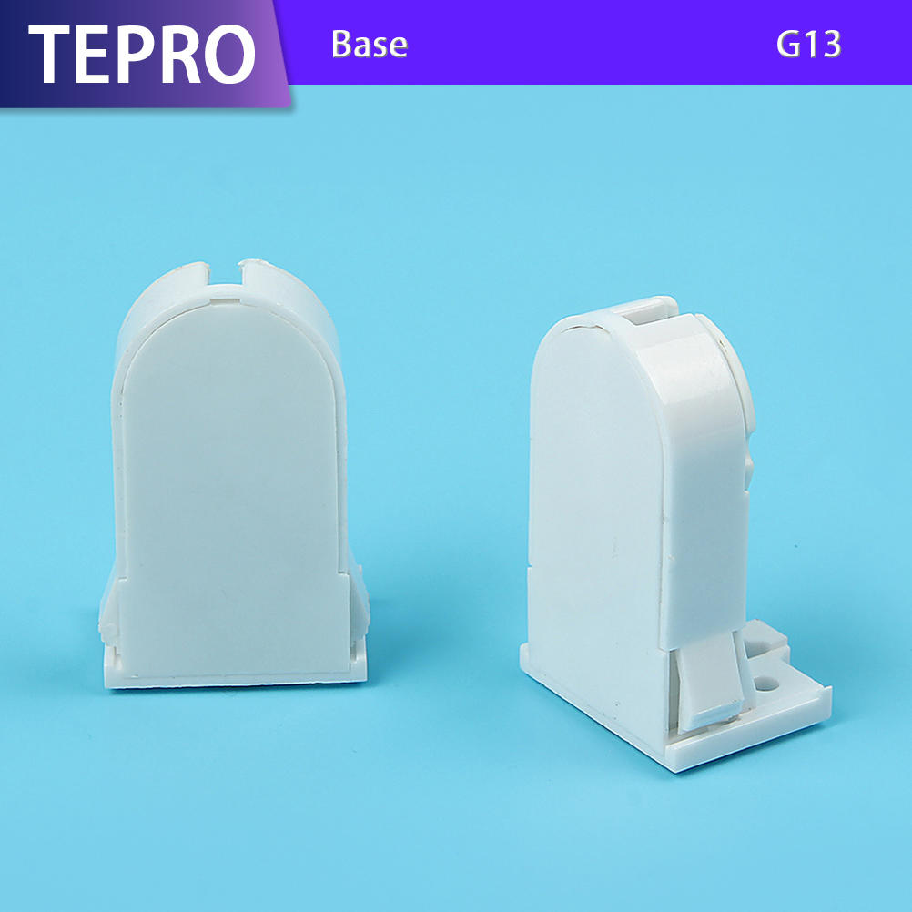 Lamp Holder UVC Lamp Ultraviolet Light T8 G13