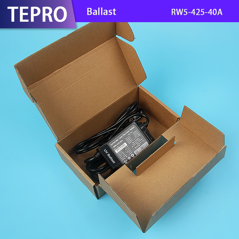 conventional uvc ballast system for plants-Tepro-img
