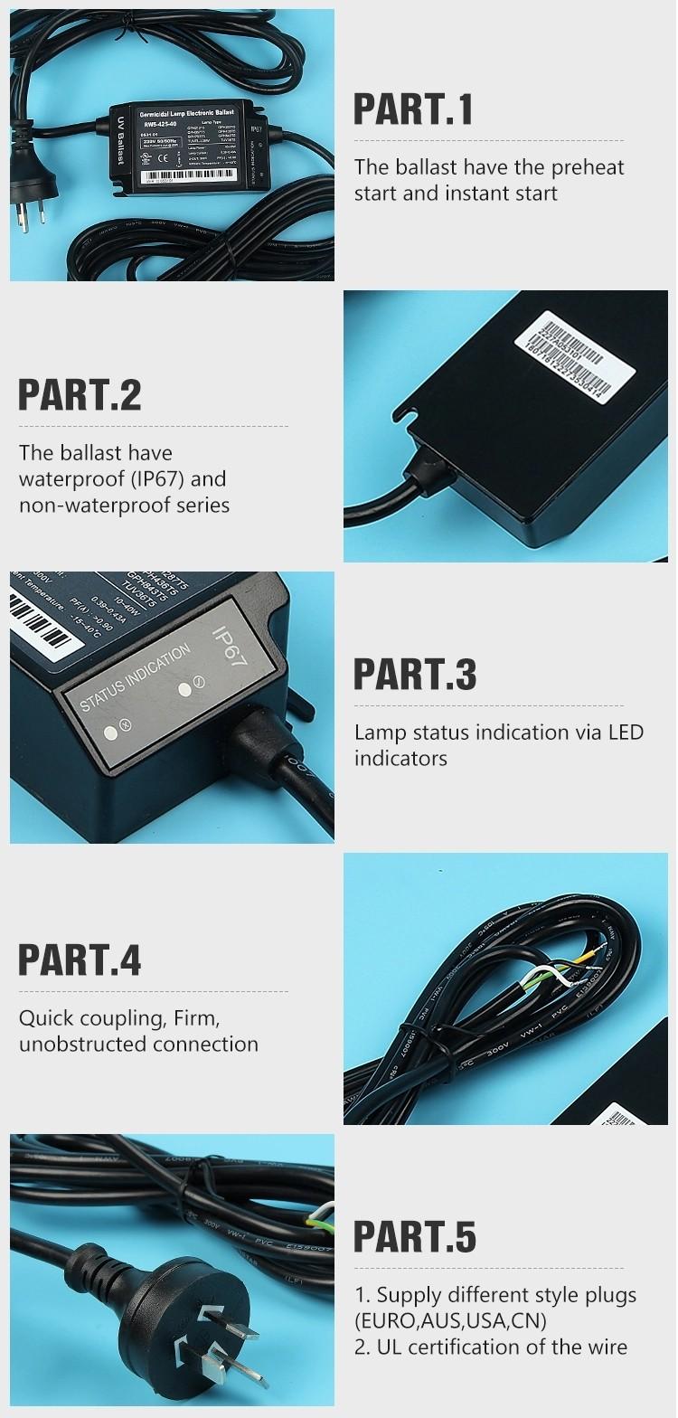 Tepro-Rw5-425-40-tepro Uv Lamps-2
