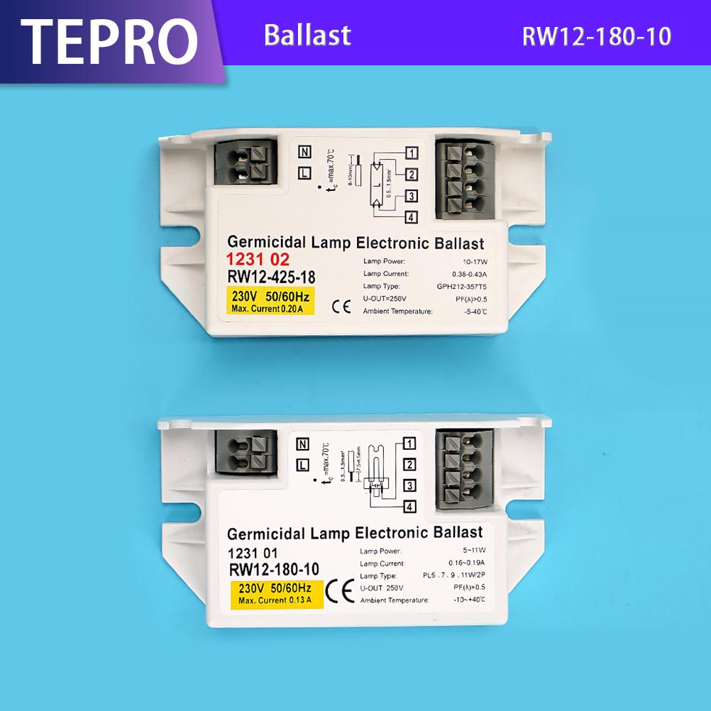standard uv lamp ballast function for fish tank-Tepro-img