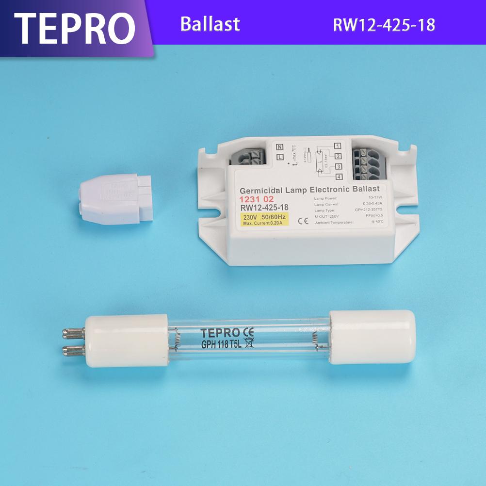Tepro best uv ballast model for factory-Tepro-img