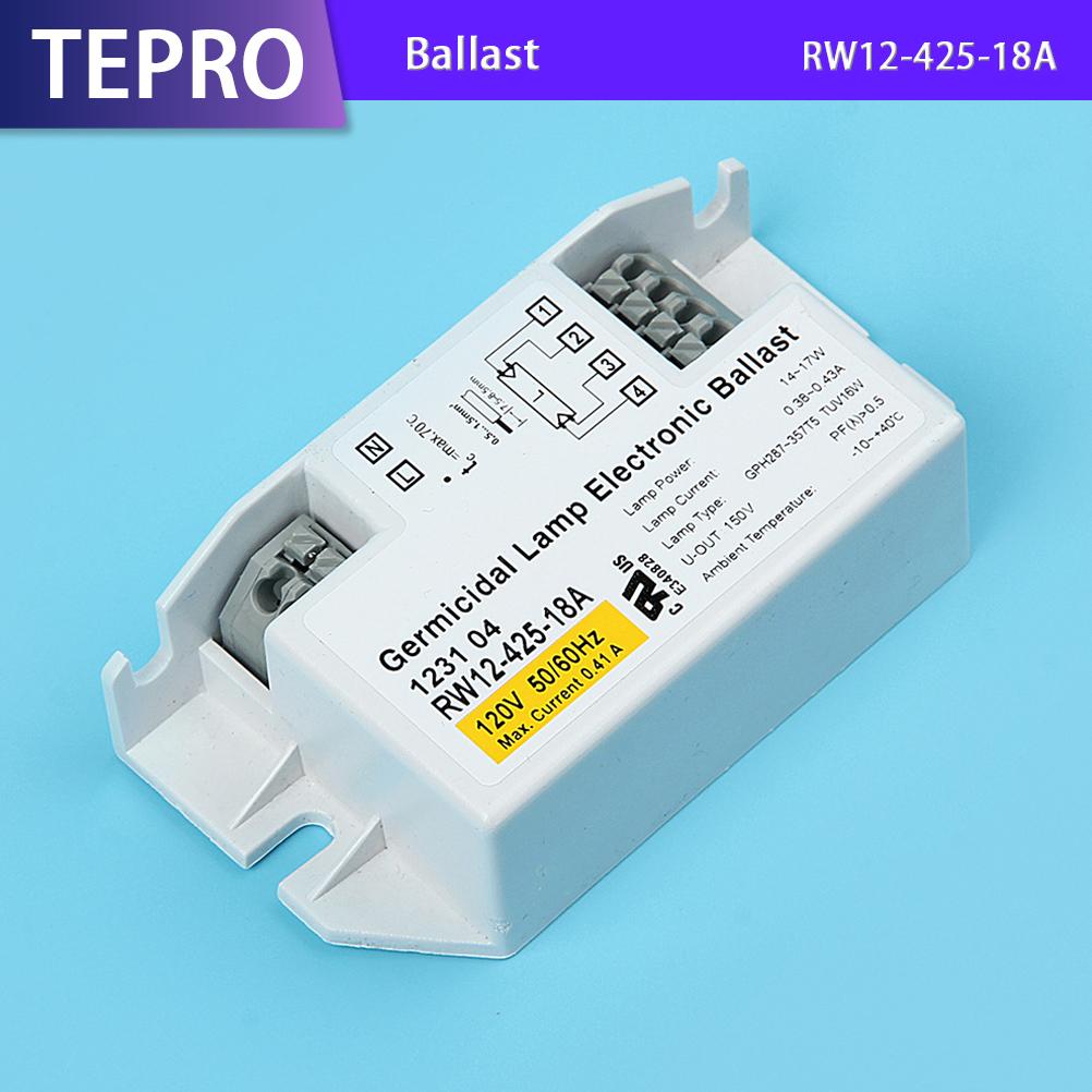 light ballast factory for fish tank-Uv Lamps,Water Treatment Equipment,Uv Sterilizer-Tepro-img