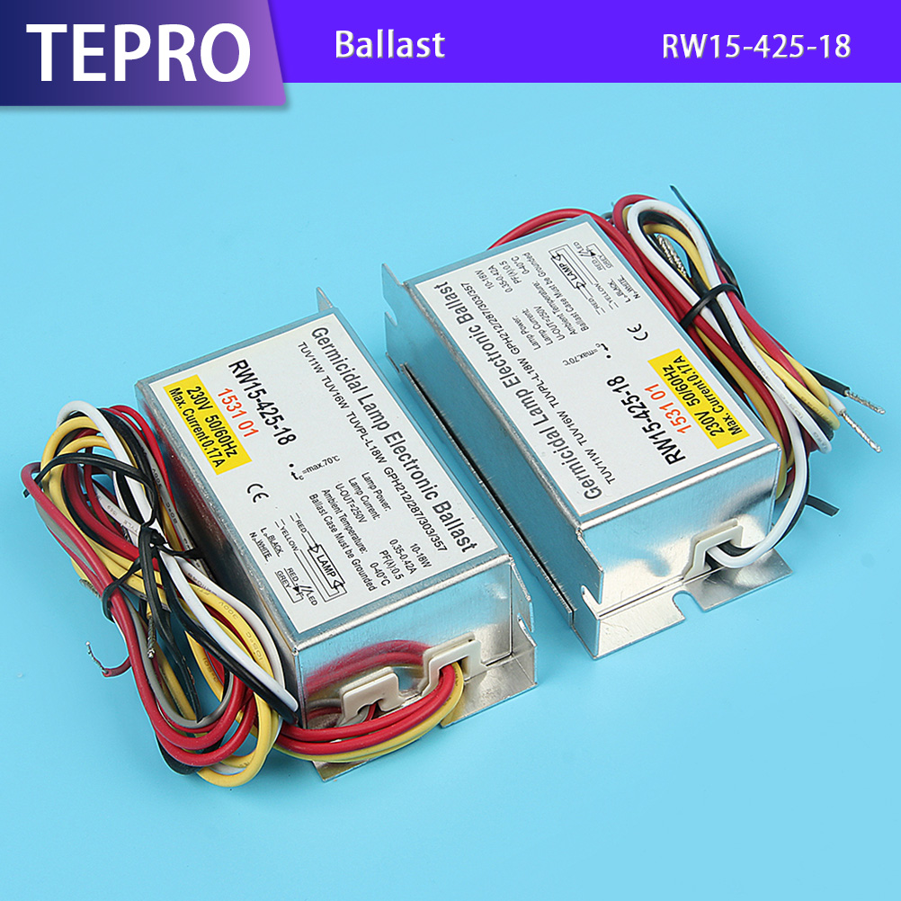 Tepro uv lamp ballast system for laboratory-Uv Lamps-Water Treatment Equipment-Uv Sterilizer-Tepro-i