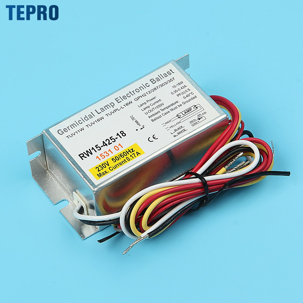 Tepro rw1218010a uv lamp ballast circuit suppliers for factory-1