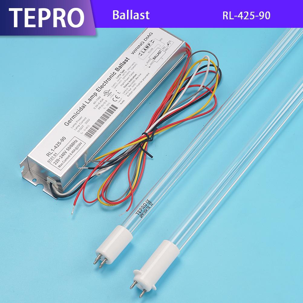 Tepro fluorescent ballast system for laboratory-Uv Lamps-Water Treatment Equipment-Uv Sterilizer-Tep