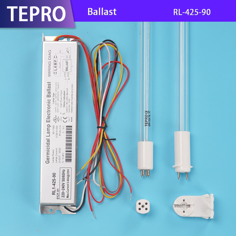 Tepro fluorescent ballast system for laboratory-Tepro-img