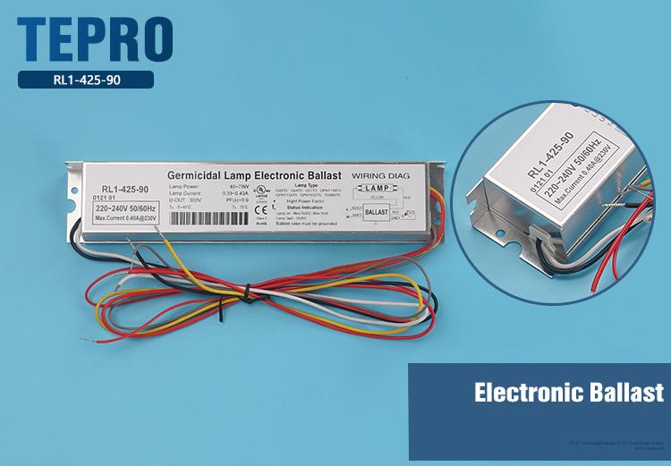 Tepro-Rl1-425-90-tepro Uv Lamps-1