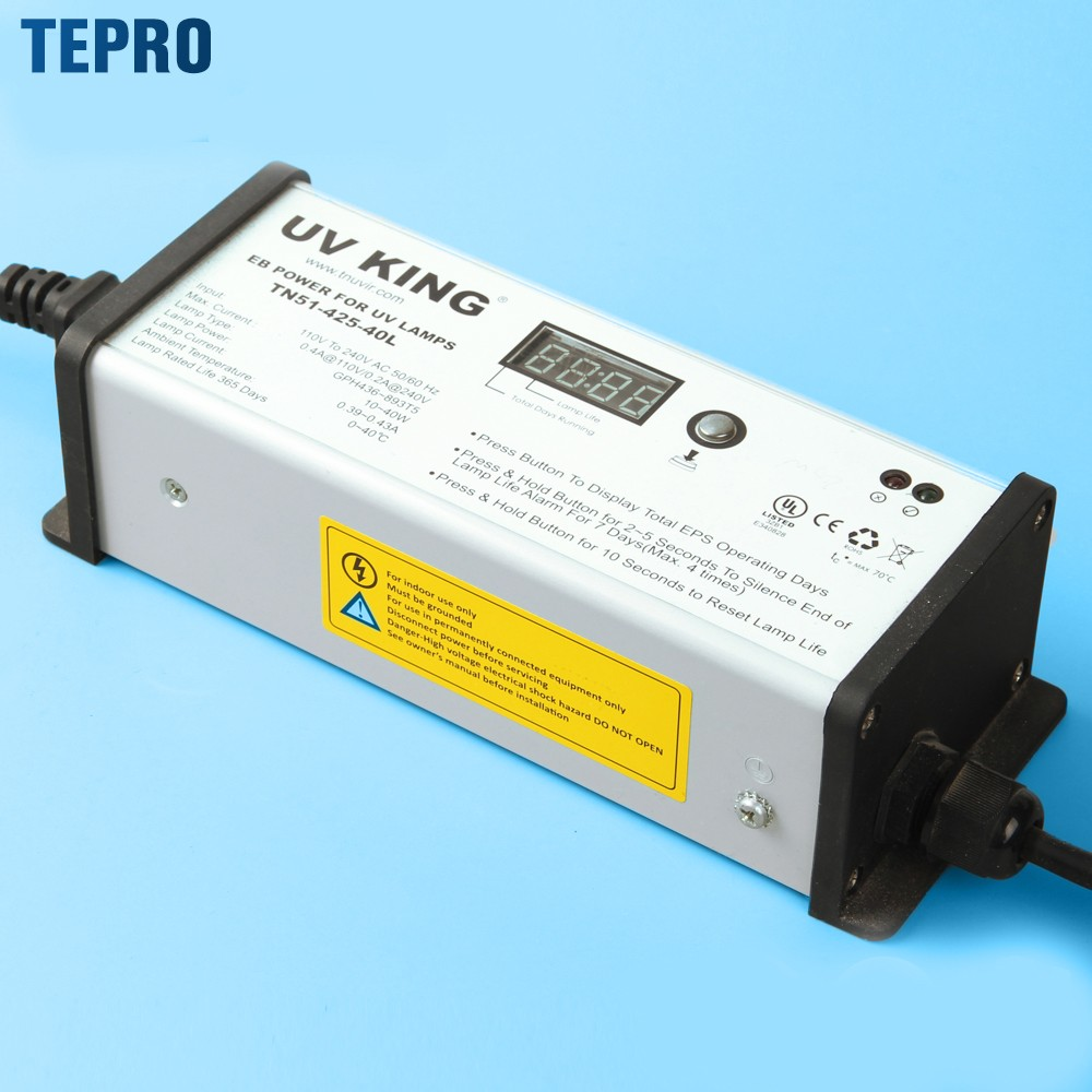 Tepro Latest fluorescent light ballast factory for fish tank-1