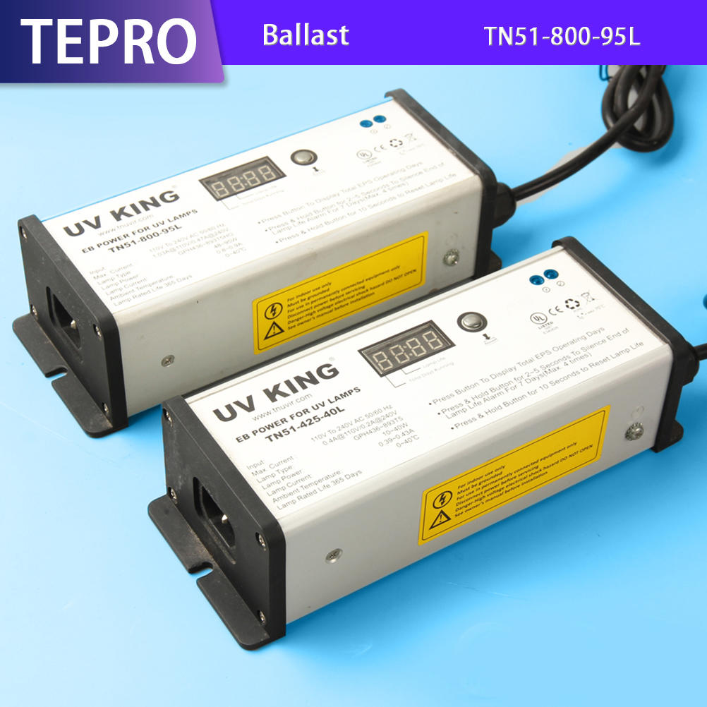 T5 Germicidal Uv Lamp Ballast TN51-800-95L