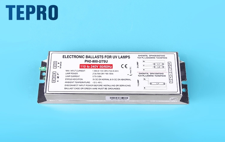 Tepro High-quality electronic ballast for uv lamp supply for fish tank-1