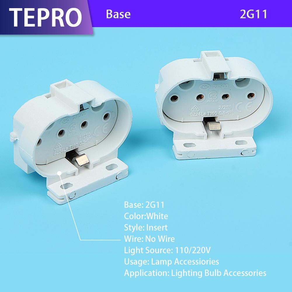 Uv Sterilizer Lampholder Light Socket 2G11