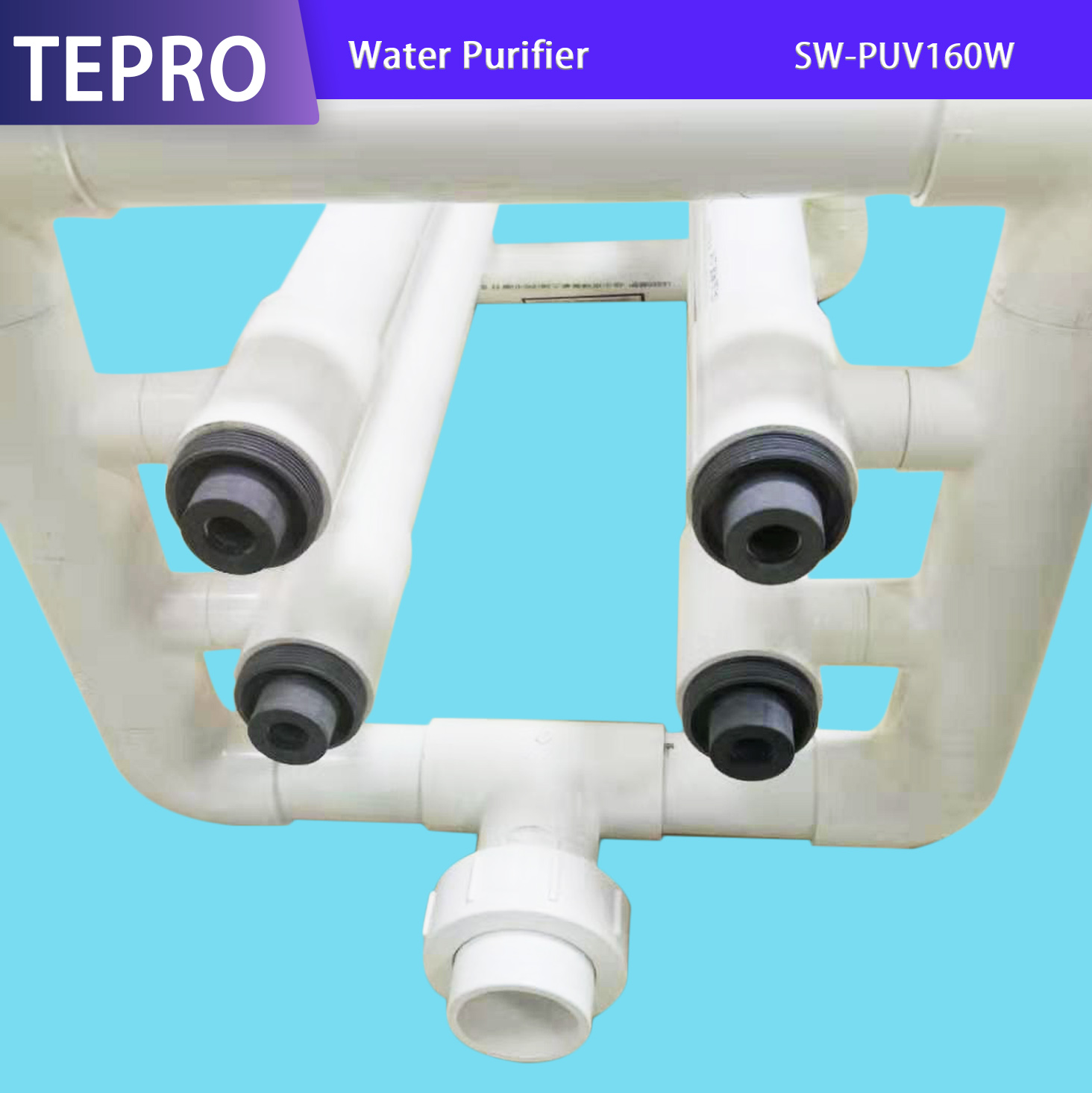 application-ultraviolet water purifier system for hospital-Tepro-img-1