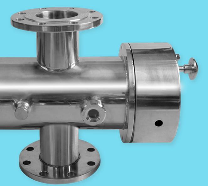 standard uv water filter system types