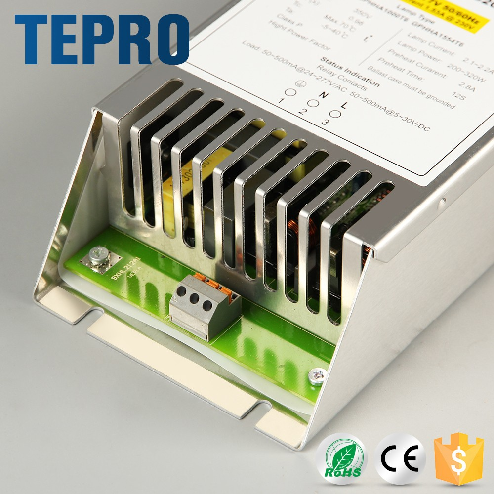 Tepro-Influencing Factors Of Ultraviolet Electronic Ballast Quality-1