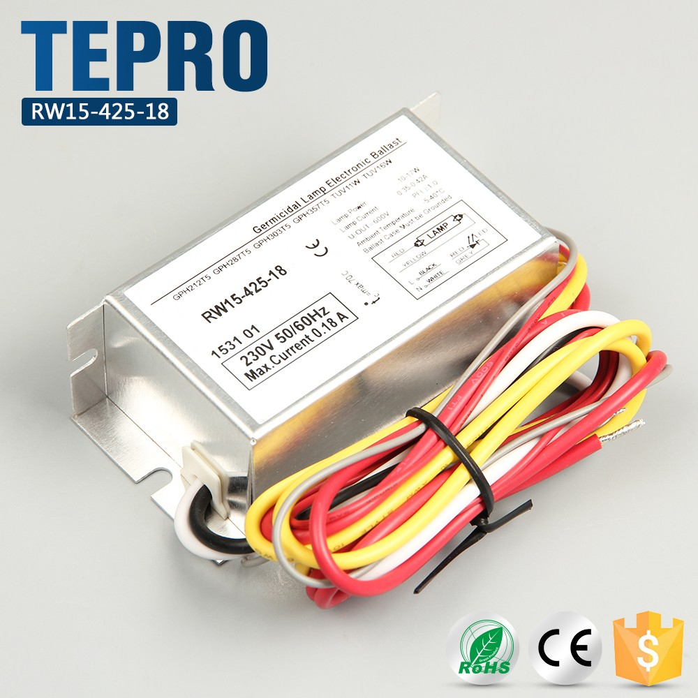 Tepro-Influencing Factors Of Ultraviolet Electronic Ballast Quality-2
