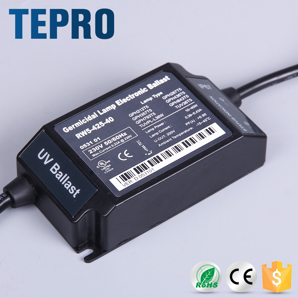 Tepro-Influencing Factors Of Ultraviolet Electronic Ballast Quality-3