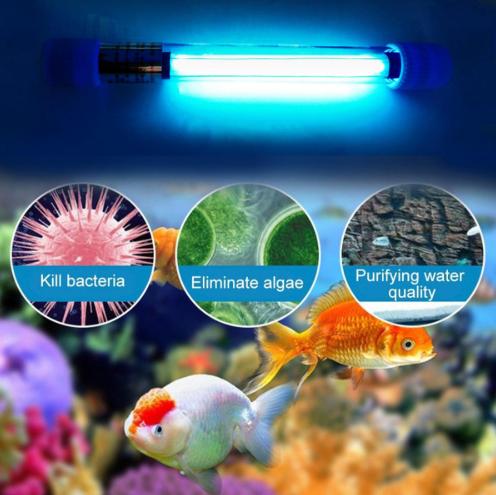 Tepro-How To Use Ultraviolet Sterilizinglamp In Aquarium-2