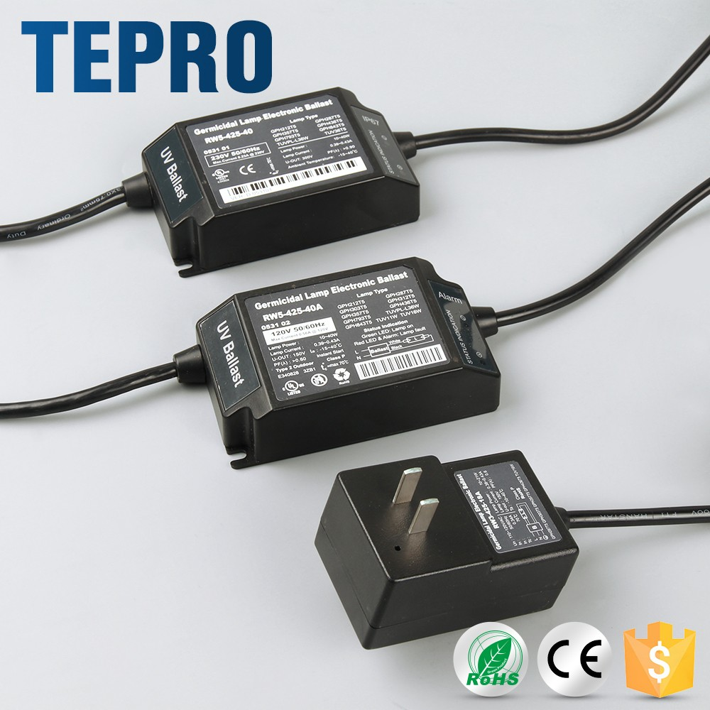 Tepro-Why Is The Uv Disinfector``standard Ballast-1