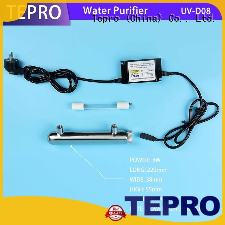 Tepro compact uvc bulb supplier for pools