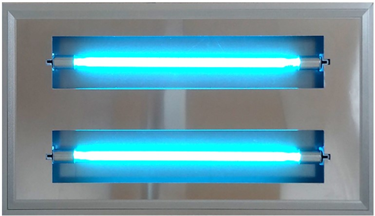 ultraviolet disinfection lamps
