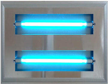 The kinds of ultraviolet disinfection lamps and its application in disinfection