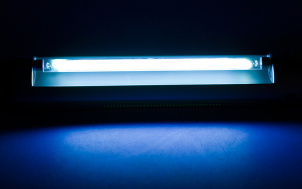 ultraviolet disinfection lamp