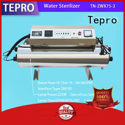 Tepro quality uv water systems supplier for aquarium