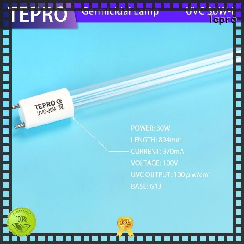Tepro submersible portable uv lamp design for hospital
