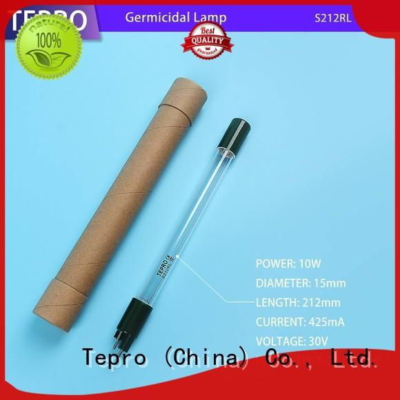 Tepro standard ultraviolet lamp design for aquarium