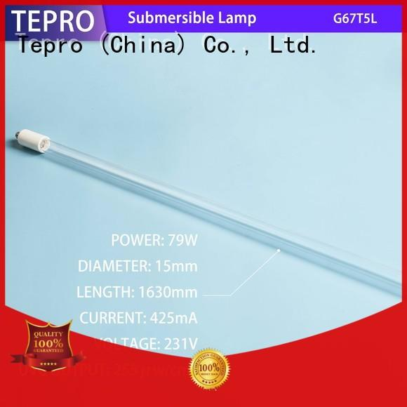 Tepro standard uv lamp aquarium manufacturer for fish tank