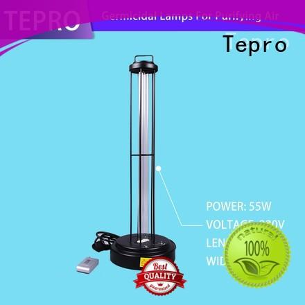 Tepro sterilizing lamp factory for pools