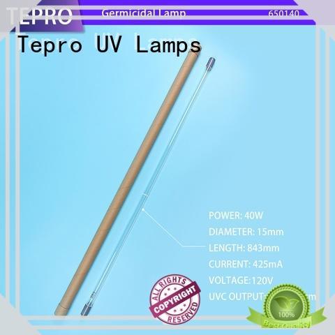 Tepro flawless uv flashlight tube brand for nails