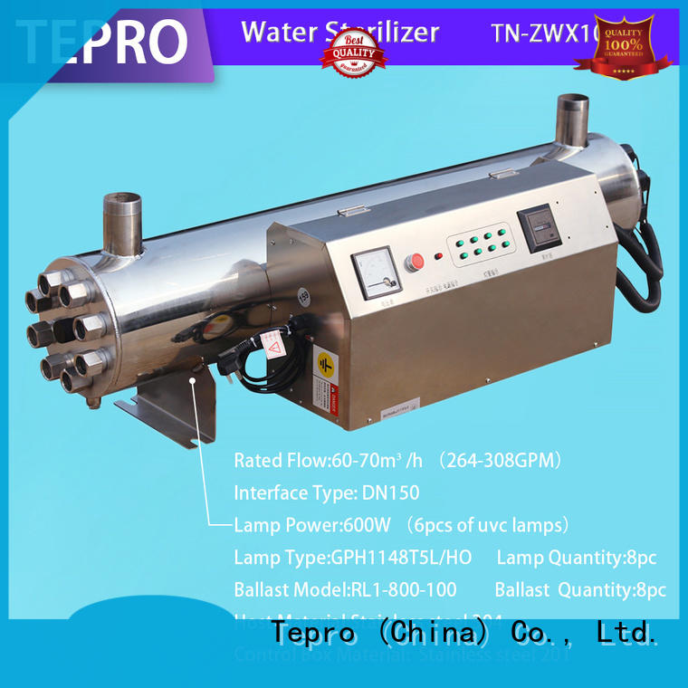 Tepro 1000mm bactericidal lamps supplier for hospital