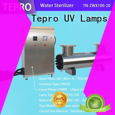 Tepro submersible uv light sterilizer manufacturer for pools