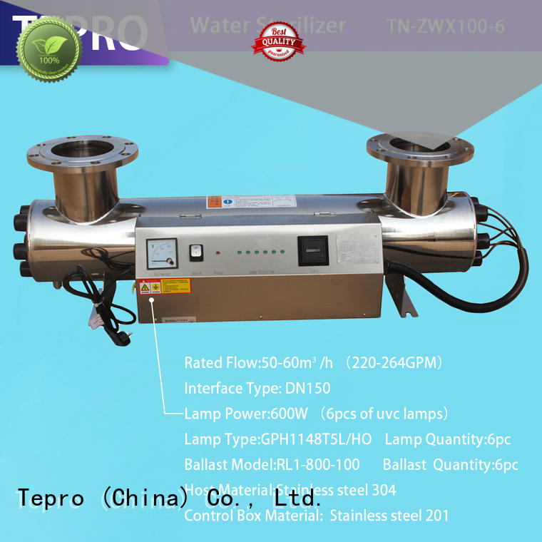 Tepro best ro uv water purifier manufacturer