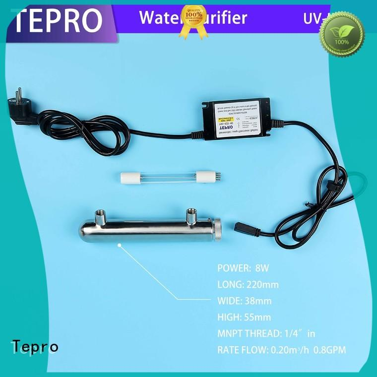 ultraviolet water purification manufacturer for fish tank