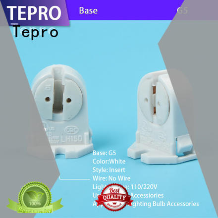 Tepro lamp socket replacement for nails