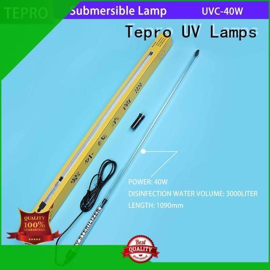 Tepro u shape sterilizing light customized for fish tank