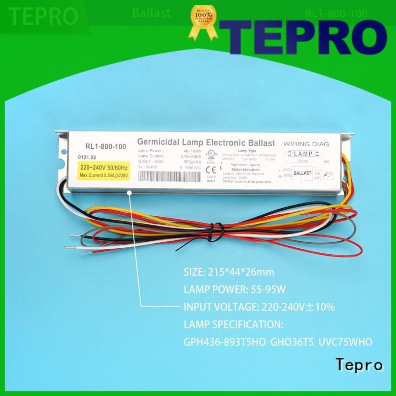 Tepro uv lamp ballast model for fish tank