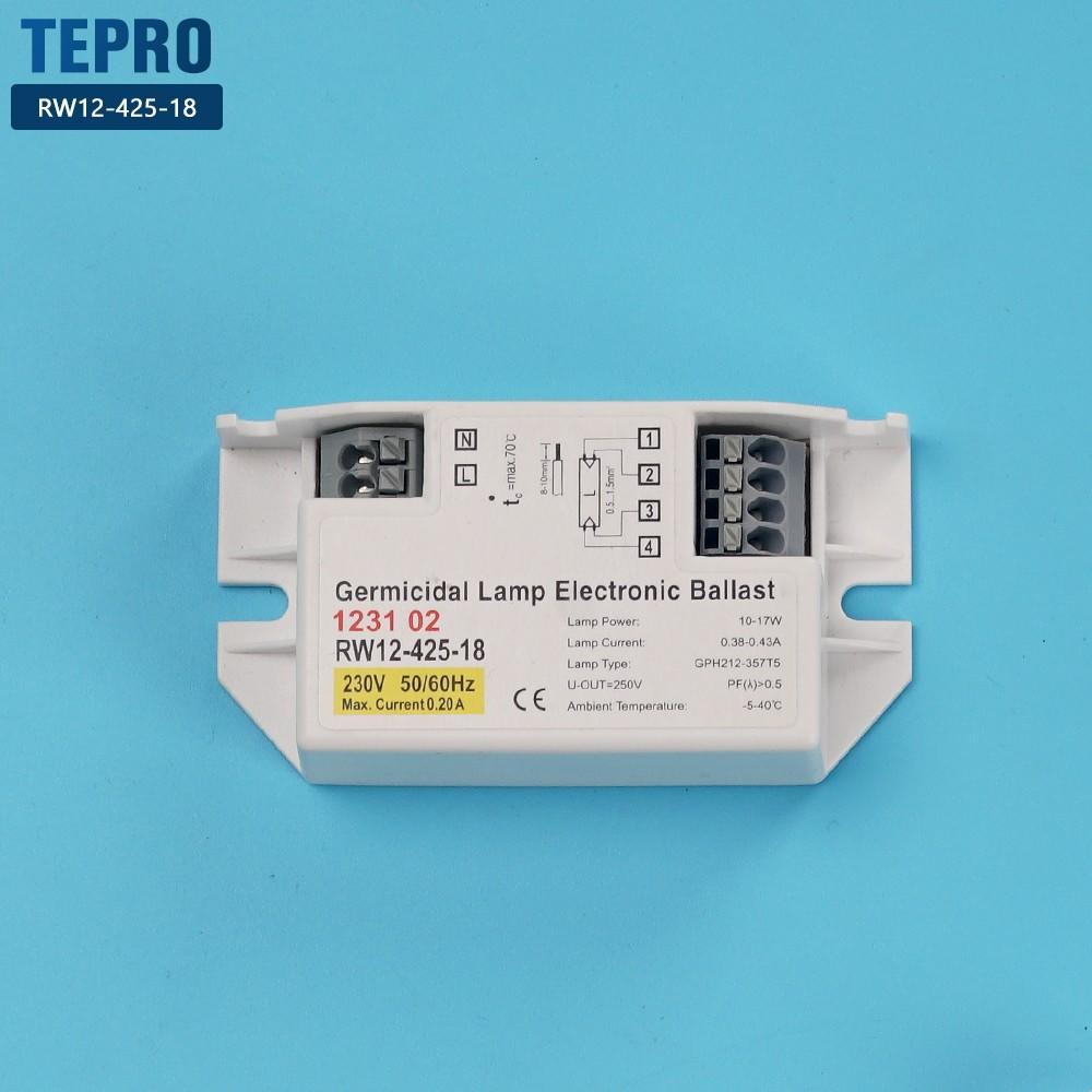conventional uv lamp electronic ballast function for factory-1