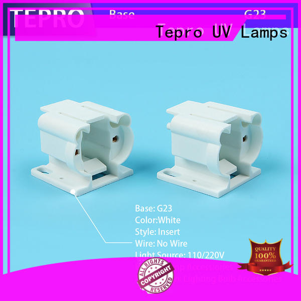 lamp socket parts parameter for well water