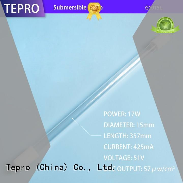Tepro standard ultraviolet light water purifier customized for hospital