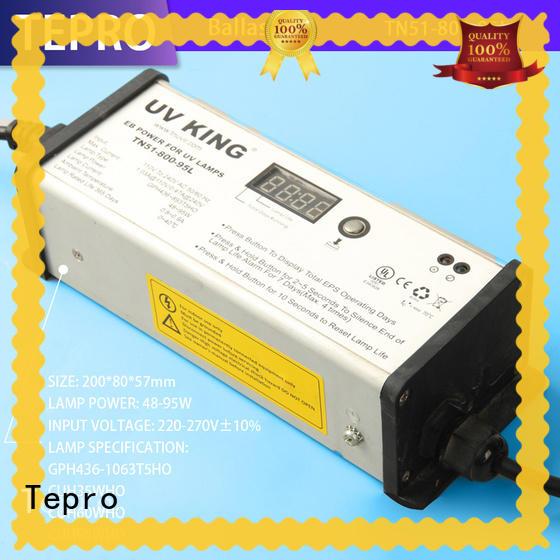 Tepro uv ballast system for fish tank
