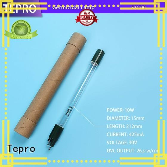 Tepro uv flashlight customized