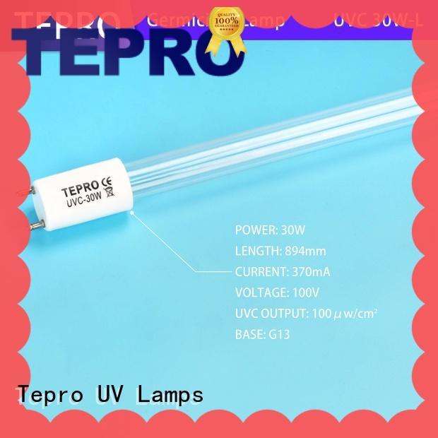 Tepro uv light bulbs design