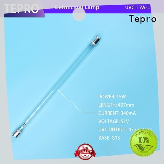 Tepro amalgam submersible uv light manufacturer for aquarium