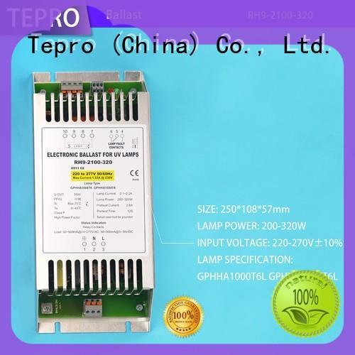 Tepro standard ultraviolet lamp supplier for aquarium