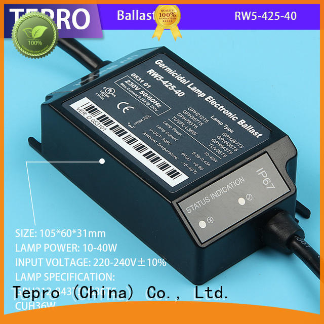 Tepro best ballast for uv sterilizer for laboratory